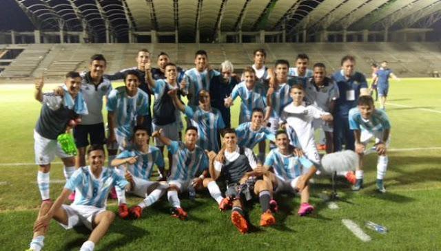 Belgrano de Cordoba en la Selección Argentina Sub 15