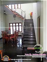 Contemporary Kerala Mix House Malapuram - Home