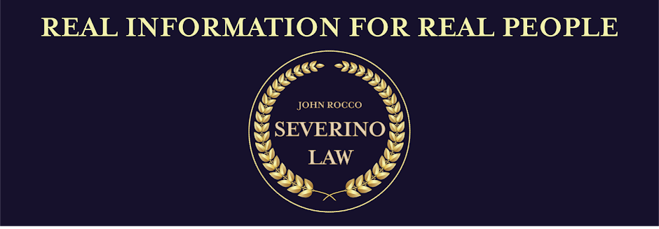 Severino Law | Real Information for Real People