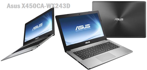 Asus X450CA-WX243D