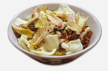 Bahan Membuat Bubur Ayam ala Resep Delicious