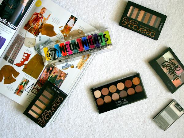 Back To Basics || Eyeshadows ♡