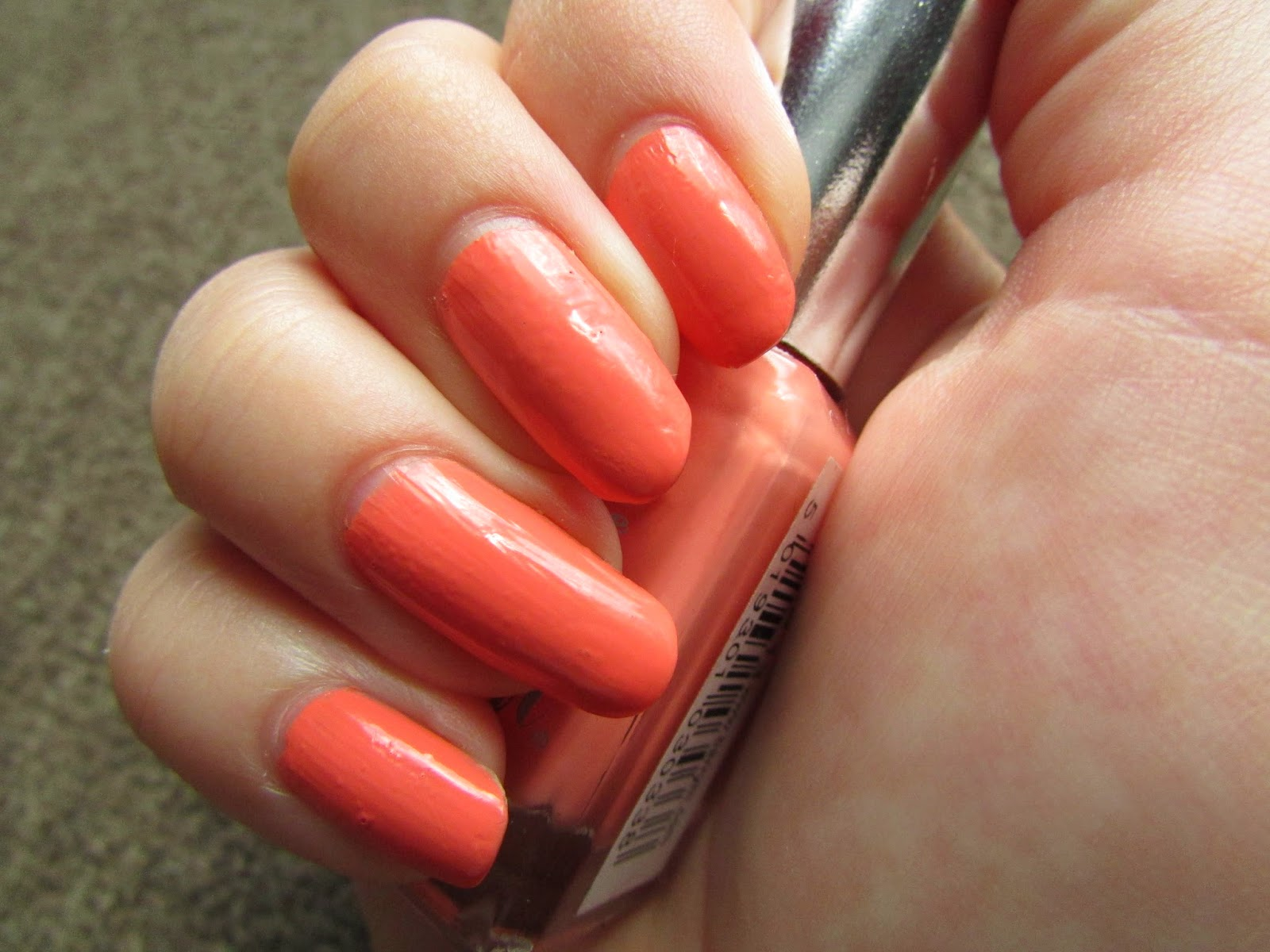 Barry M Papaya NOTD