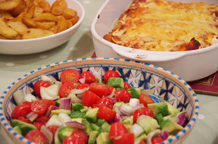 Mexican Dinner Party Food Inspiration