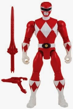 Henshin Grid: List of Mighty Morphin Red Power Ranger figures