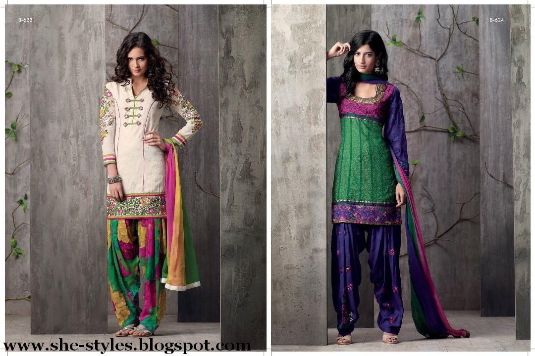 Designer Salwar Kameez   Indian Designer Dress Collection 2012-2013Designer Salwar Kameez 2012