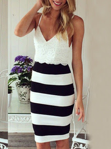 www.shein.com/White-Spaghetti-Strap-Lace-Striped-Dress-p-211795-cat-1727.html?aff_id=1238