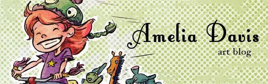 Amelia D Draws