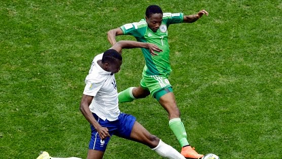 nigeria out of world cup