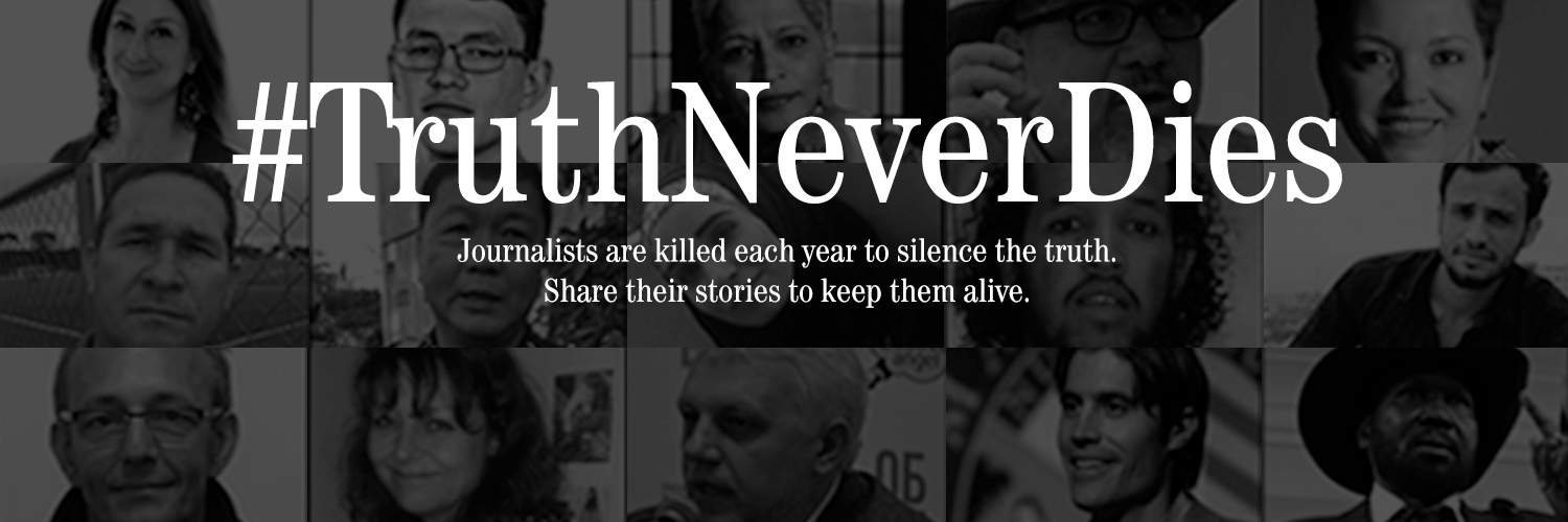 It's Time to End Impunity for Crimes Against Journalists