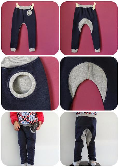 Personaliza tu pantalón 123