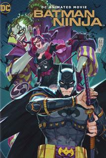 Batman Ninja Dublado Online