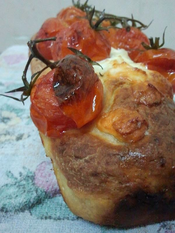 cherry tomatoes tatin