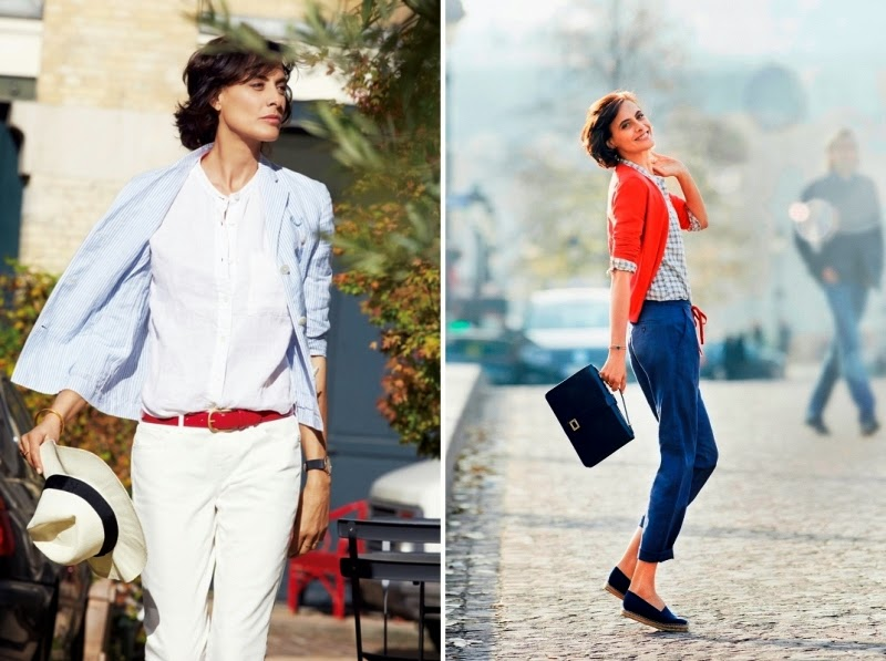 UNIQLO, Ines de la Fressange Collection, french design, fashion, spring summer 2014
