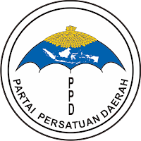 Logo/ Lambang Partai Persatuan Daerah - PPD