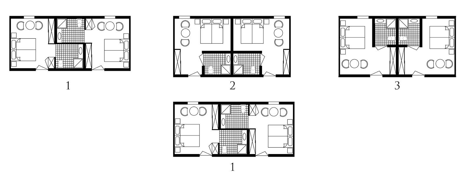 Mijn architectuurproces project programma van eisen - Kamer indeling ...