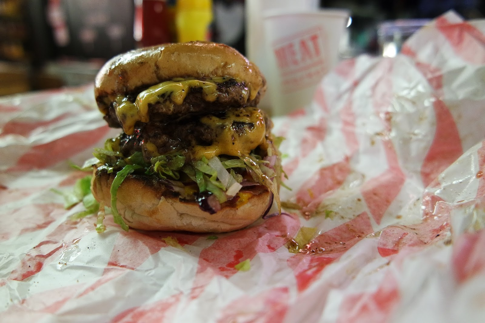 Meat Market London Covent Garden Burgers Review