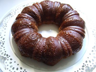 Cake Doctor Gluten Free Rum Cake