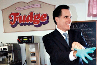 "Romney: "" Bend over America,you will feel a little discomfort. """