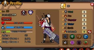 Cheat Ninja saga Terbaru 2013 1 hit