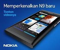 Harga dan Spesifikasi  HP NOKIA N9 Terbaru