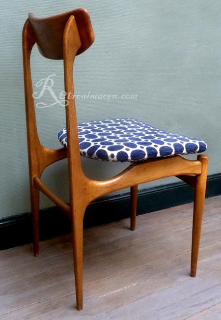 Retroalmacen tienda online de antig edades vintage y decoraci n silla vintage de madera de - La boutique de la silla madrid ...