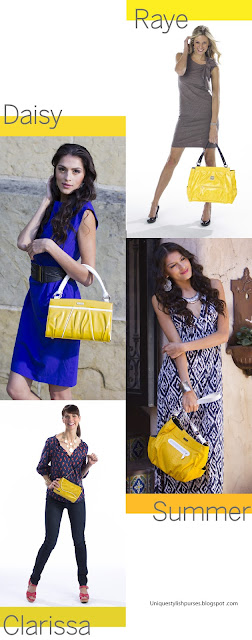 Yellow Purse Trends Ultimate Feel-Good Miche Bags!