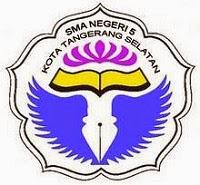 Logo SMA Negeri 5 Tangerang Selatan
