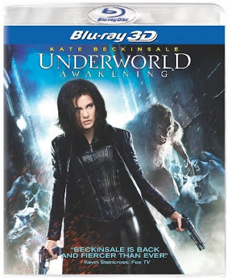 Underworld: Awakening in 3D