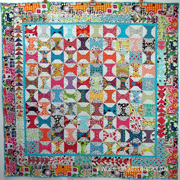 Hourglass Quilt