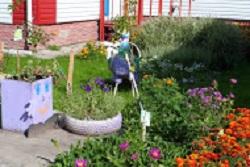 Красота нашего детского сада