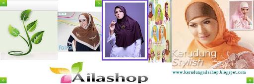 Koleksi Jilbab Ailashop