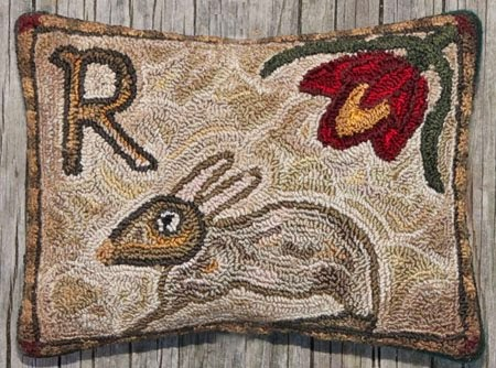 R is for Rabbit: Epattern