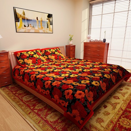 Perfect Printed Bed Sheets