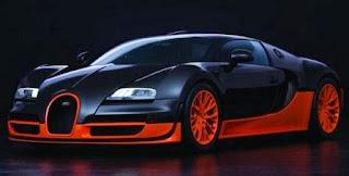 Bugatti Veyron Super Sports mobil termahal ke-3