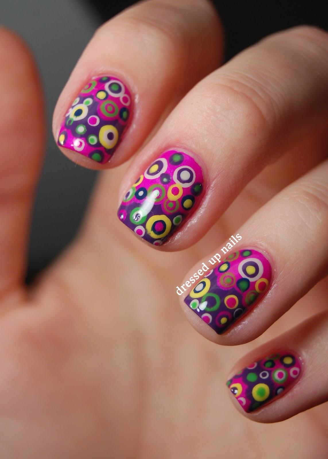 Nail Designs Dots Nail Art Designs
