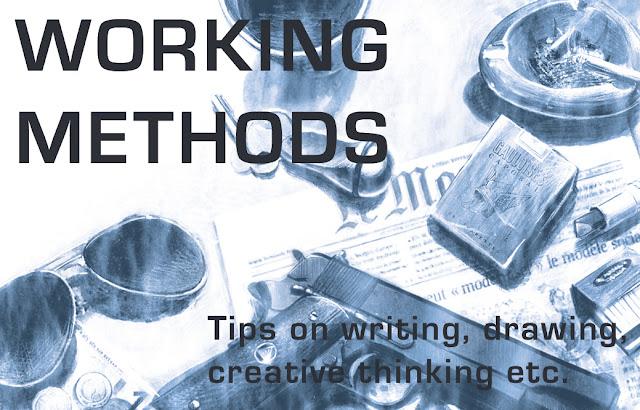 Working methods: CHANGE GEARS