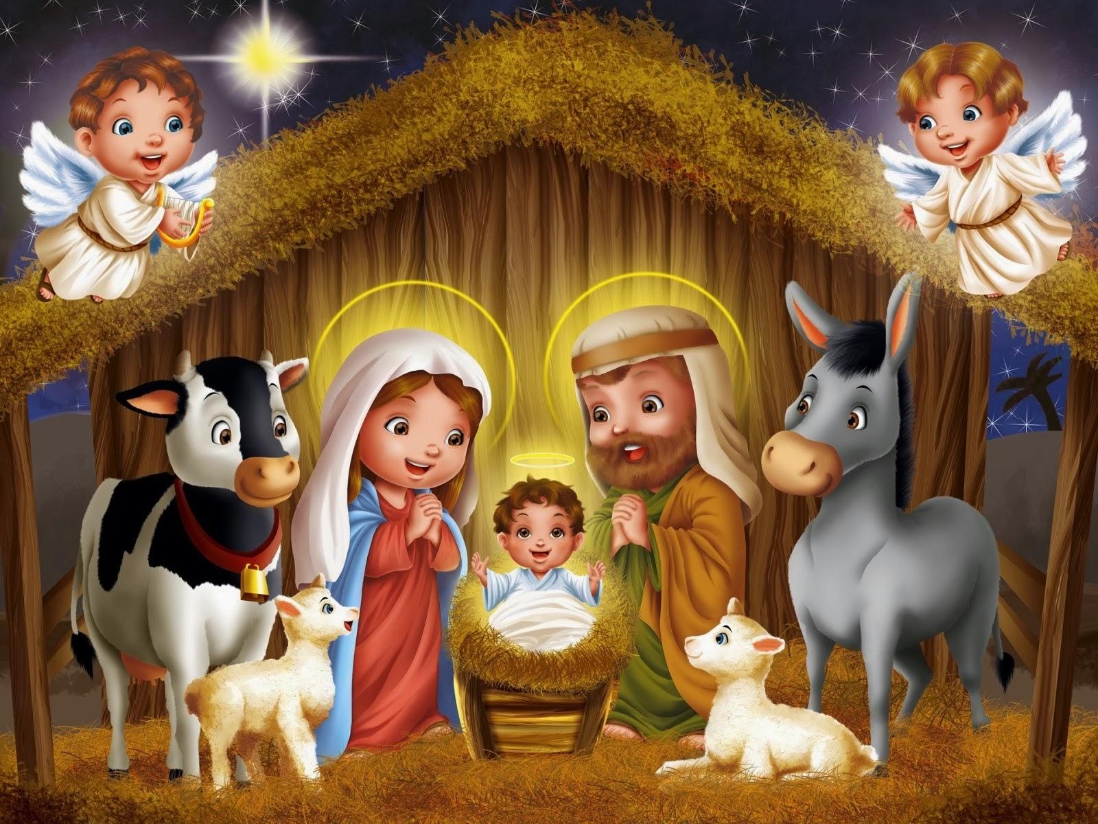 nacimiento-de-jesus - Son mis deseos, mis deseos son..., Feliz Navidad y Prospero Año Nuevo - Off Topic
