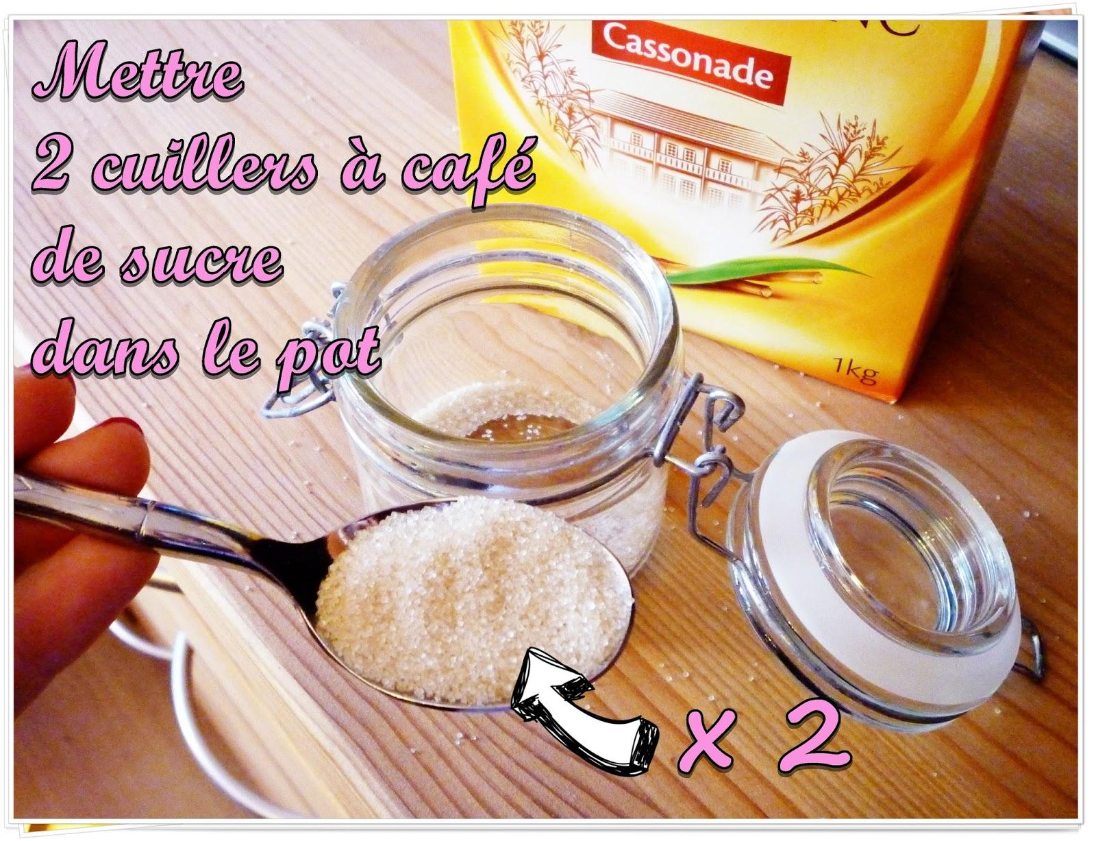Goldenwendy le blog diy un exfoliant 100 naturel au miel - Gommage visage fait maison ...