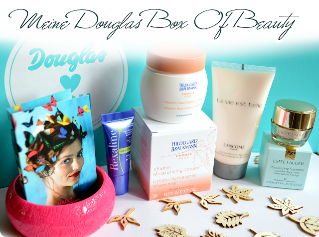 Meine Douglas Box Of Beauty im Oktober 2013 - Der Inhalt Revitalizing Supreme