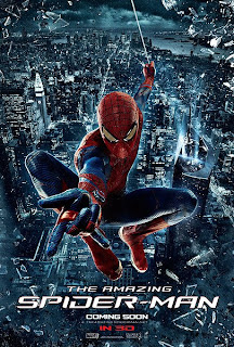 The amazing spiderman, movie, movie poster