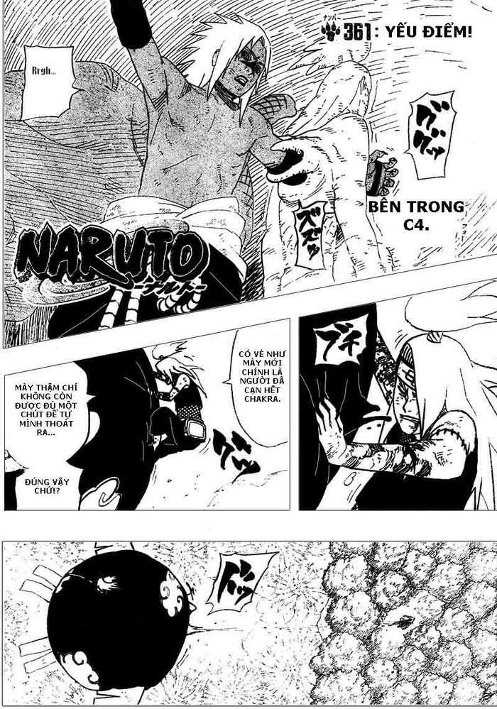 Naruto - Chapter 361 - Pic 2