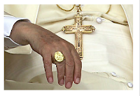 Anillo papal