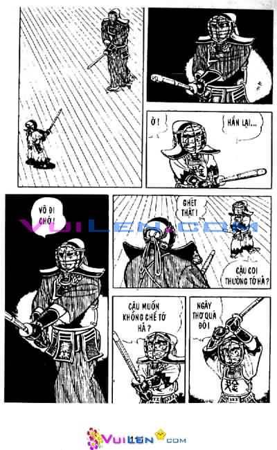 Siêu quậy Teppi chap 33 - Trang 108
