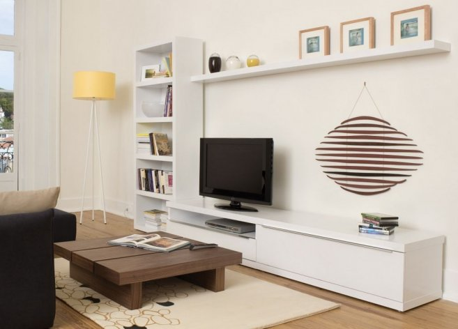modern minimalist bookcase tv wall cabinet design 2 picture 01 657x472jpg