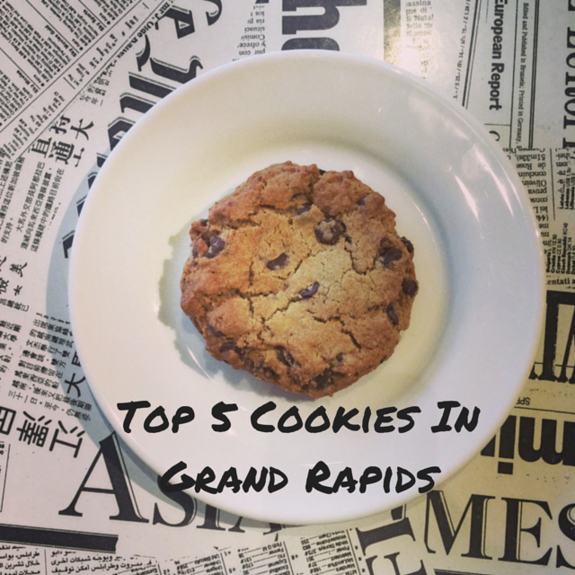 Cookies, Dessert, Grand Rapids, Project Soiree, Wealthy Street Bakery