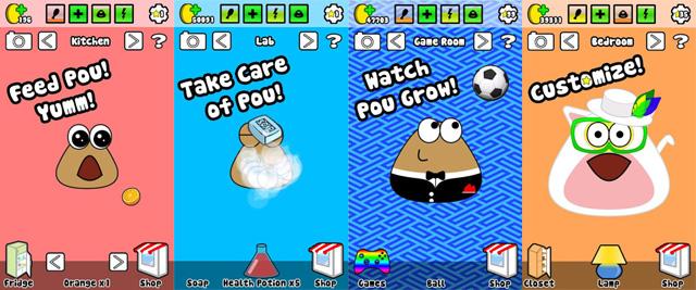 onegame: POU! SUPER HACK TOOL [LVL+MONEY] (Mediafire)