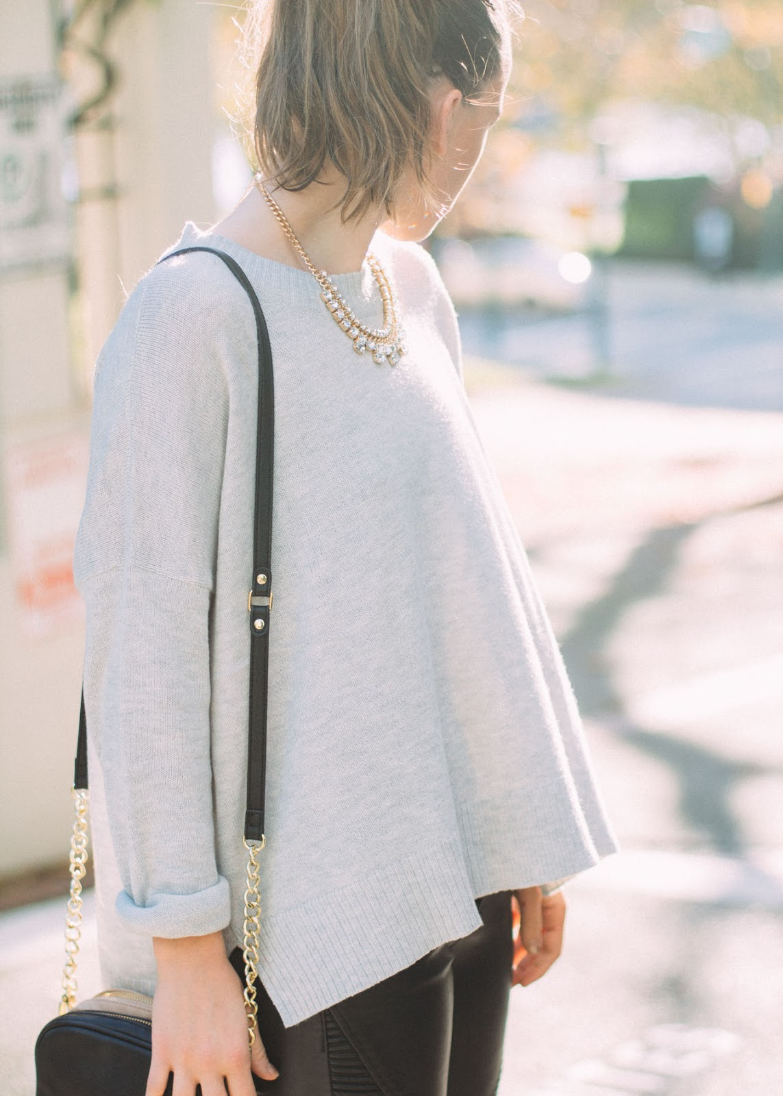 Fall Fashion event outfit - Vancouver Personal style blogs