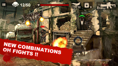SWAT:End War v1.05 Mod Game Android Apk