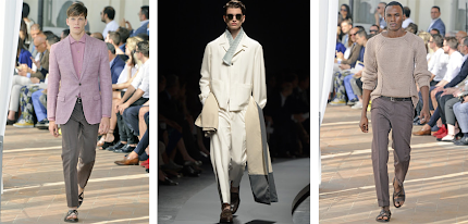 Milan Men's Fashion Week: The S/S14 Collections.